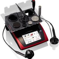 ラジオスティーム治療(短時間で身体の内側から体温を上昇させることが可能)